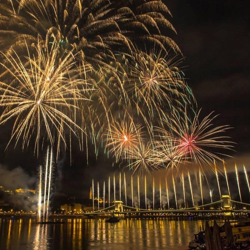 Where are the fireworks shooting this year?