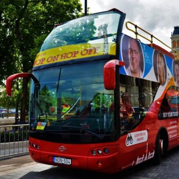 Hop on Hop off Buszok Budapest