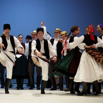 Hungarian Folk Performance