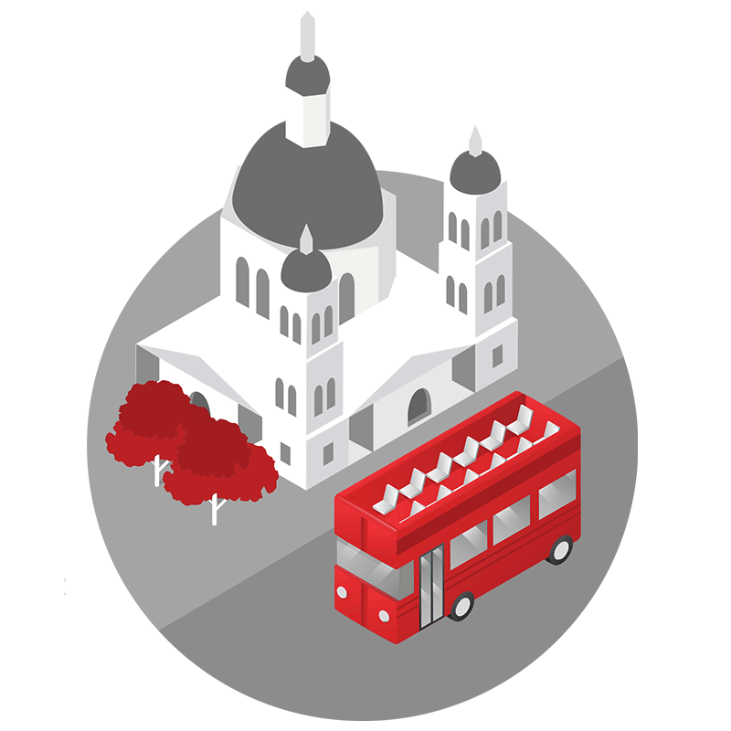 Sightseeing Bus Tours